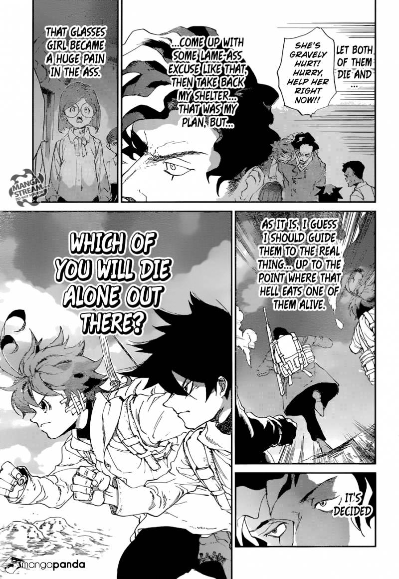 Yakusoku No Neverland Chapter 60  Online Free Manga Read Image 16