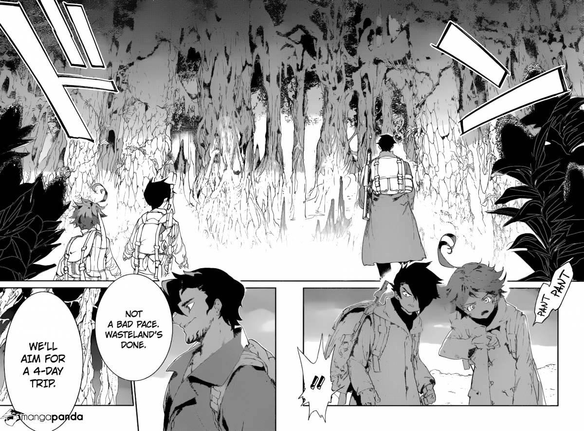 Yakusoku No Neverland Chapter 60  Online Free Manga Read Image 19