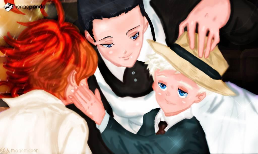 Yakusoku No Neverland Chapter 60  Online Free Manga Read Image 2