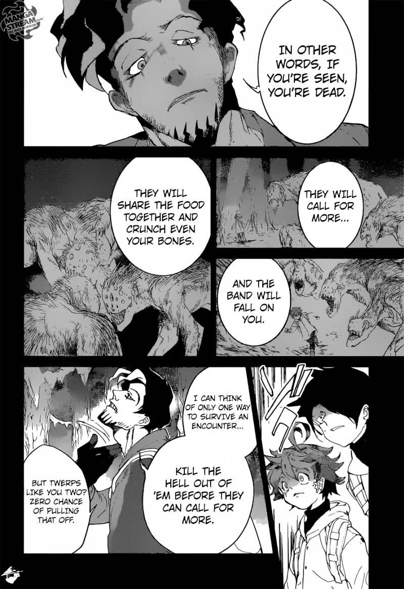 Yakusoku No Neverland Chapter 61  Online Free Manga Read Image 4