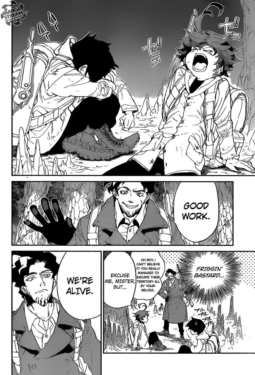 Yakusoku No Neverland Chapter 62  Online Free Manga Read Image 19