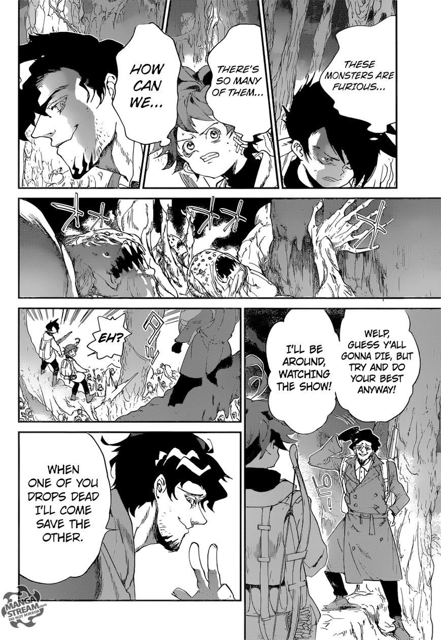 Yakusoku No Neverland Chapter 62  Online Free Manga Read Image 4