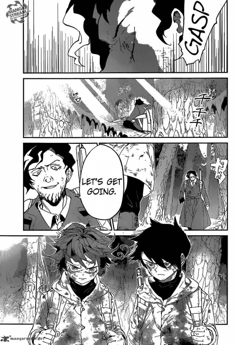 Yakusoku No Neverland Chapter 63  Online Free Manga Read Image 3