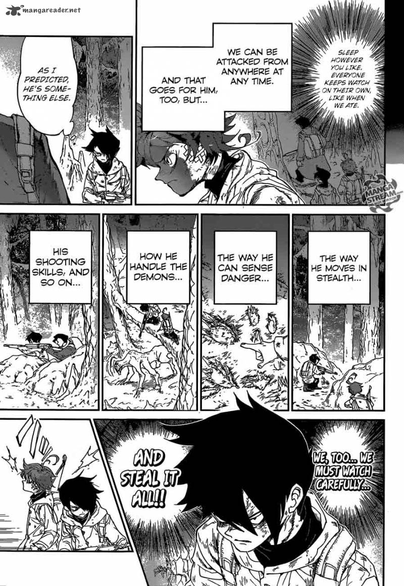 Yakusoku No Neverland Chapter 63  Online Free Manga Read Image 5