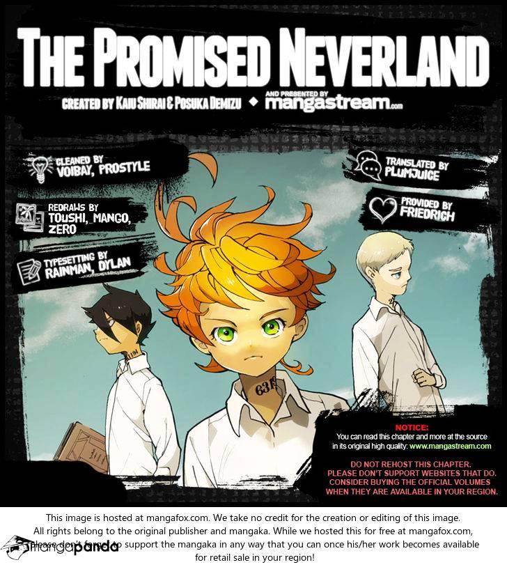 Yakusoku No Neverland Chapter 64  Online Free Manga Read Image 2