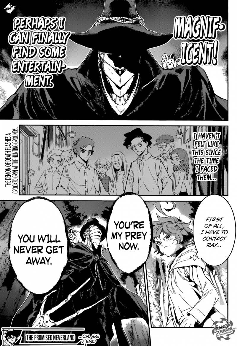 Yakusoku No Neverland Chapter 66  Online Free Manga Read Image 18