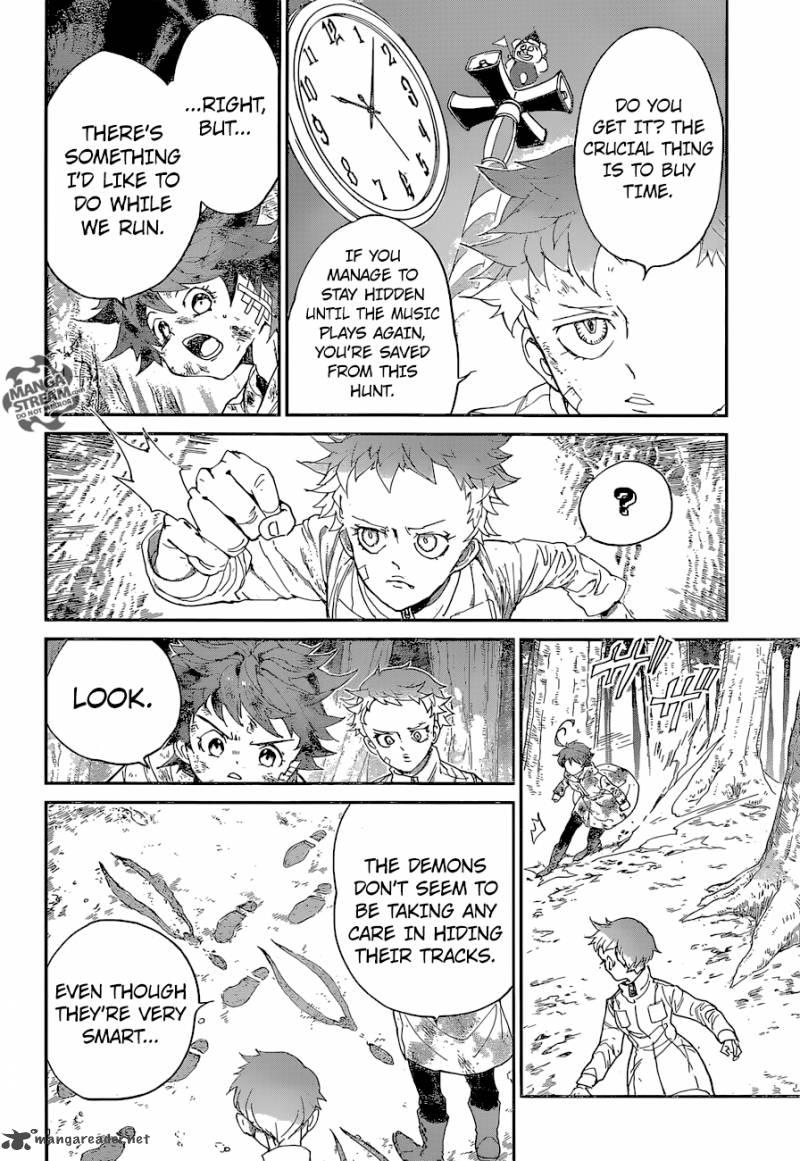 Yakusoku No Neverland Chapter 67  Online Free Manga Read Image 14