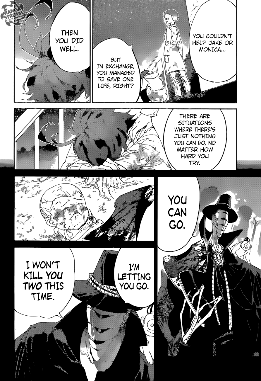 Yakusoku No Neverland Chapter 68  Online Free Manga Read Image 19
