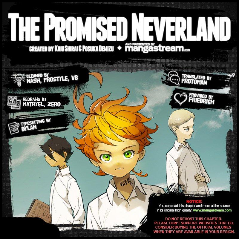 Yakusoku No Neverland Chapter 68  Online Free Manga Read Image 2