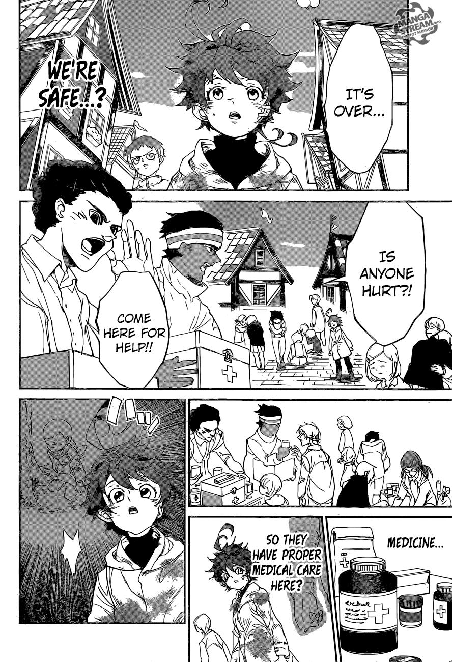 Yakusoku No Neverland Chapter 68  Online Free Manga Read Image 5