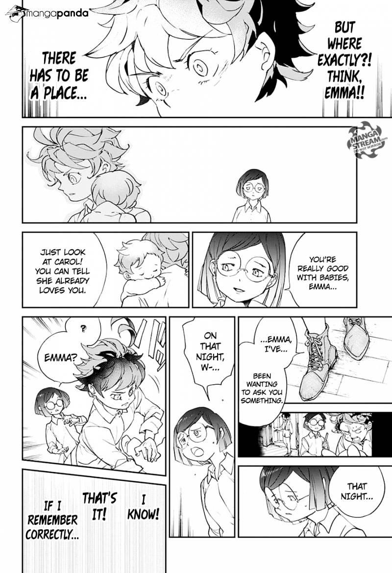 Yakusoku No Neverland Chapter 7  Online Free Manga Read Image 13