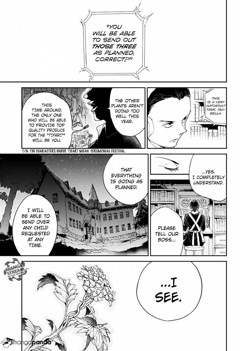 Yakusoku No Neverland Chapter 7  Online Free Manga Read Image 18