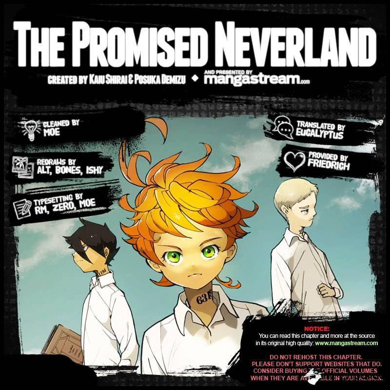 Yakusoku No Neverland Chapter 7  Online Free Manga Read Image 2