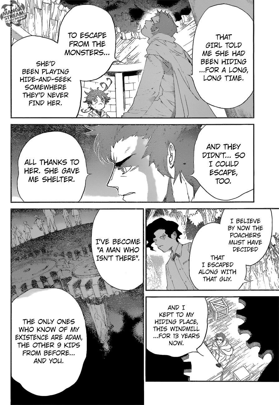 Yakusoku No Neverland Chapter 70  Online Free Manga Read Image 11