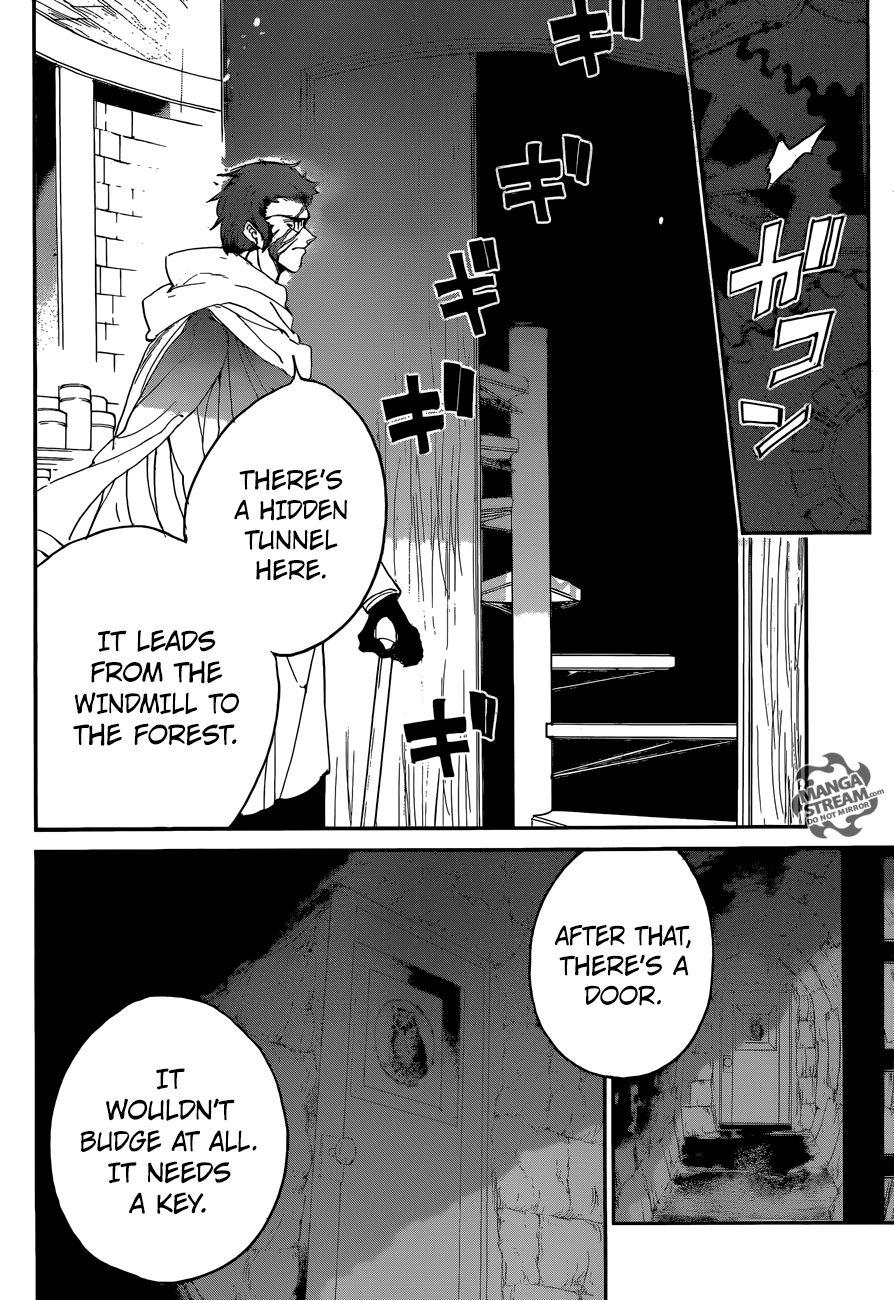 Yakusoku No Neverland Chapter 70  Online Free Manga Read Image 15