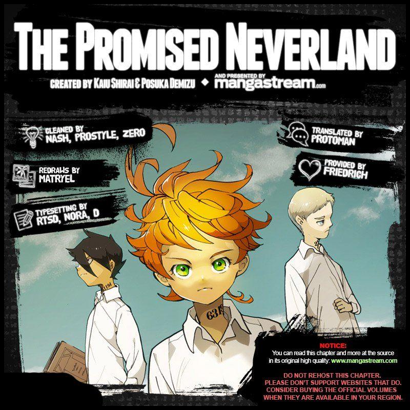 Yakusoku No Neverland Chapter 70  Online Free Manga Read Image 2