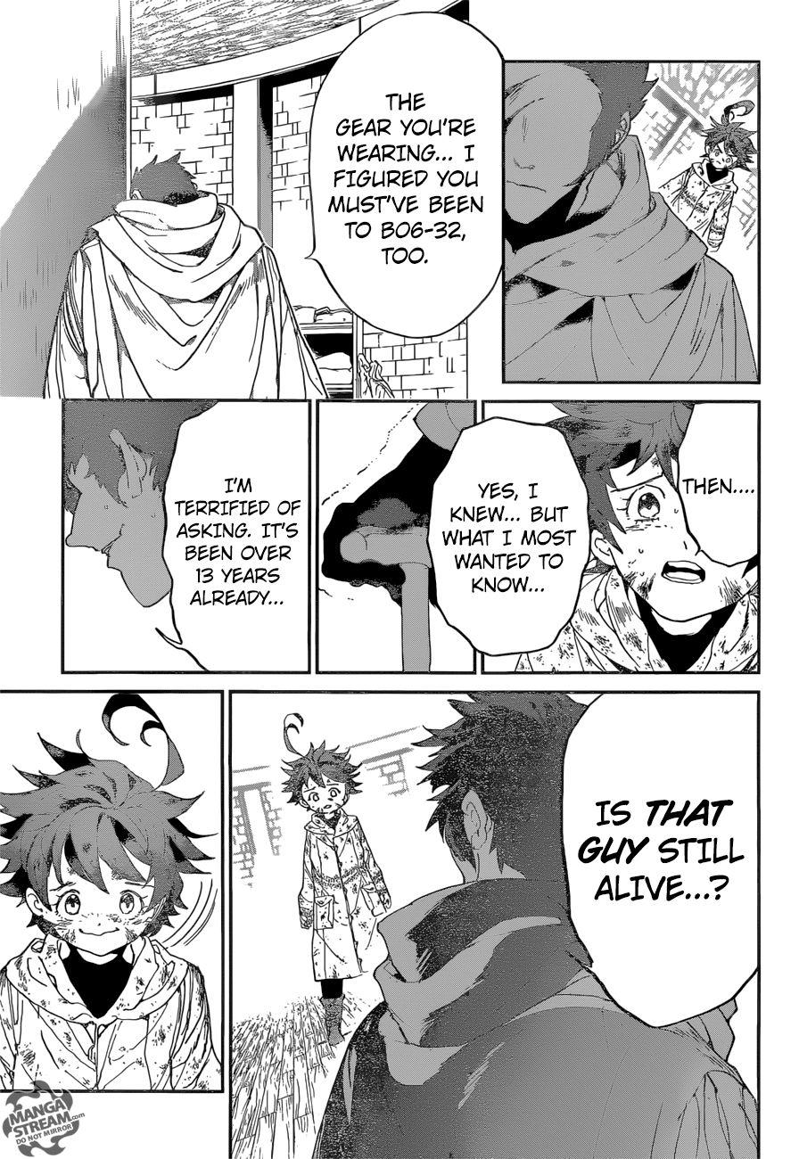 Yakusoku No Neverland Chapter 70  Online Free Manga Read Image 4