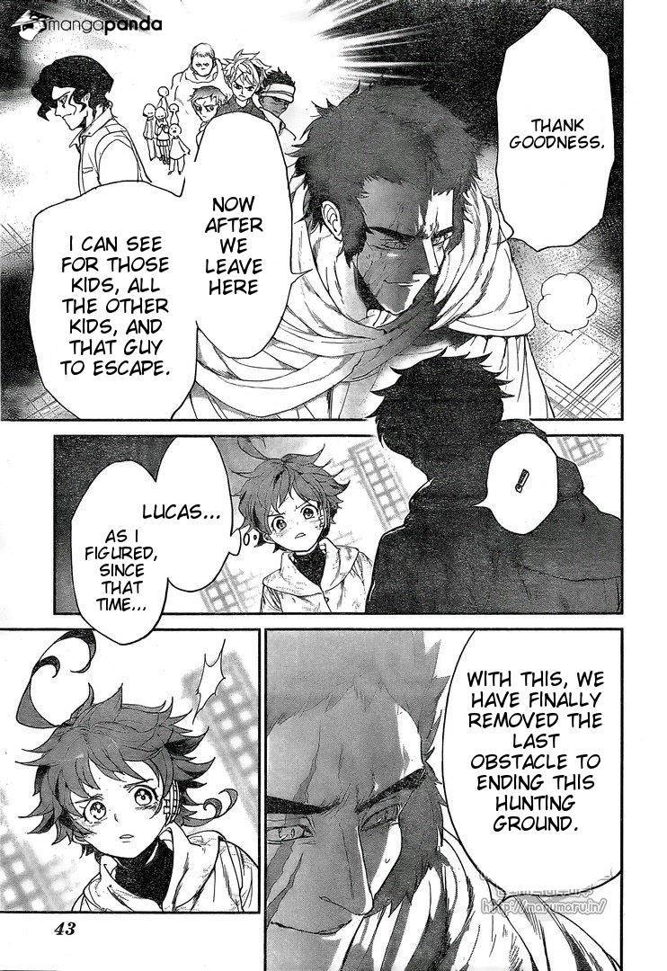 Yakusoku No Neverland Chapter 72  Online Free Manga Read Image 18