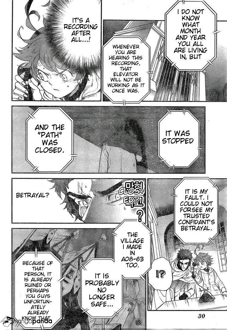 Yakusoku No Neverland Chapter 72  Online Free Manga Read Image 6