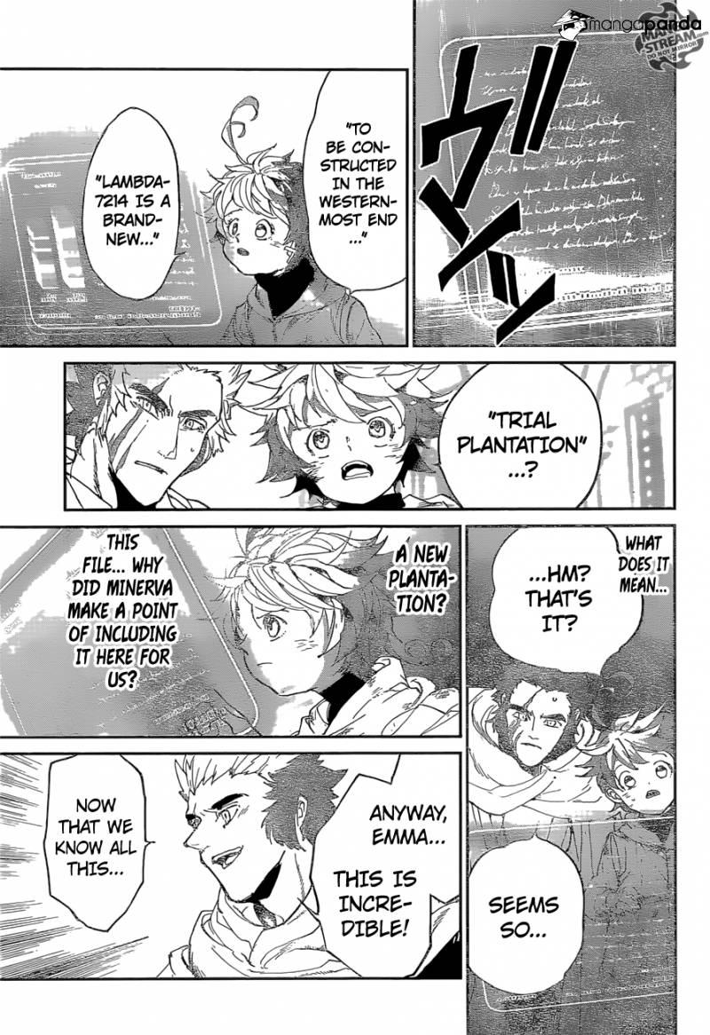 Yakusoku No Neverland Chapter 73  Online Free Manga Read Image 11
