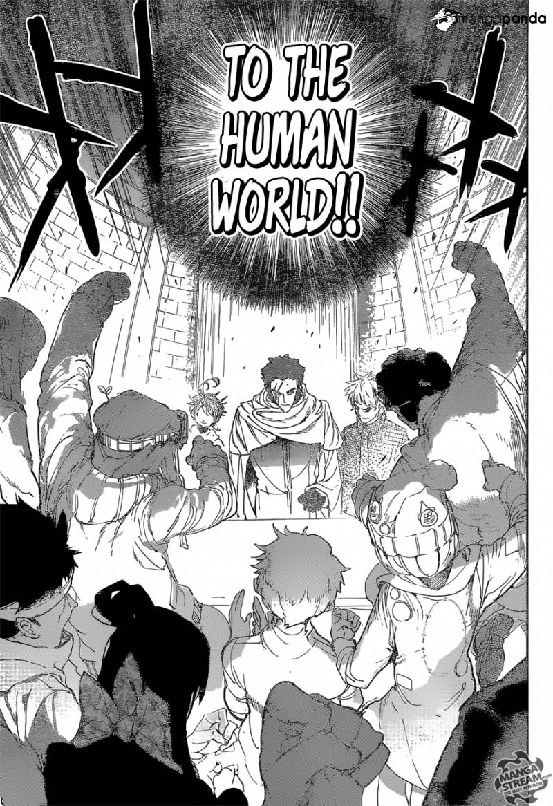 Yakusoku No Neverland Chapter 73  Online Free Manga Read Image 15