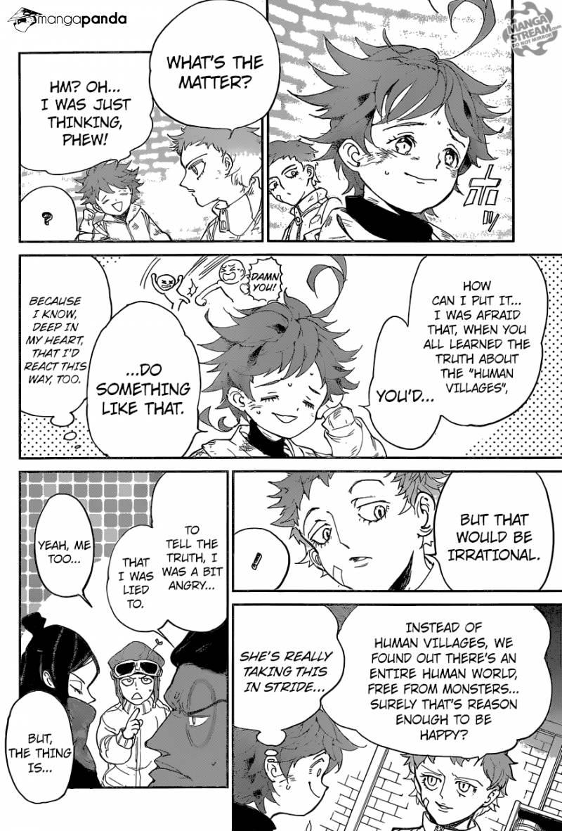 Yakusoku No Neverland Chapter 73  Online Free Manga Read Image 16