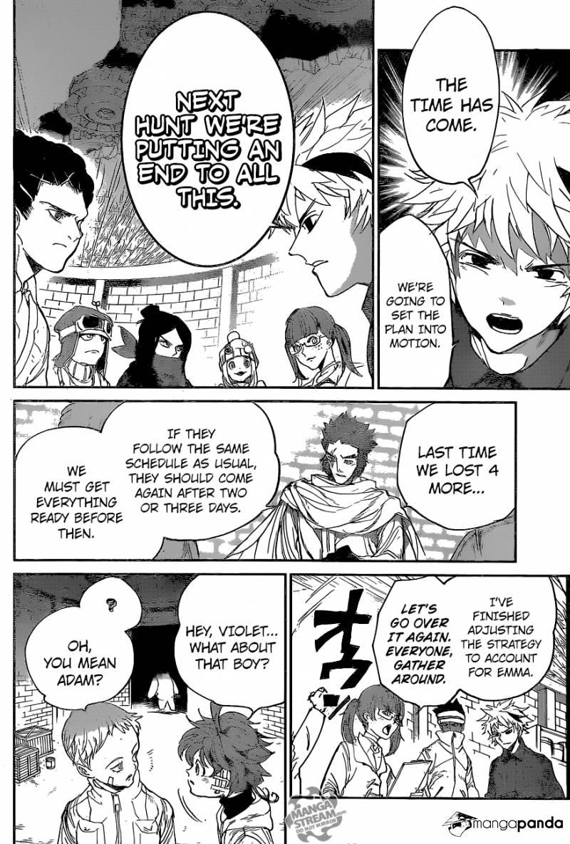 Yakusoku No Neverland Chapter 73  Online Free Manga Read Image 18