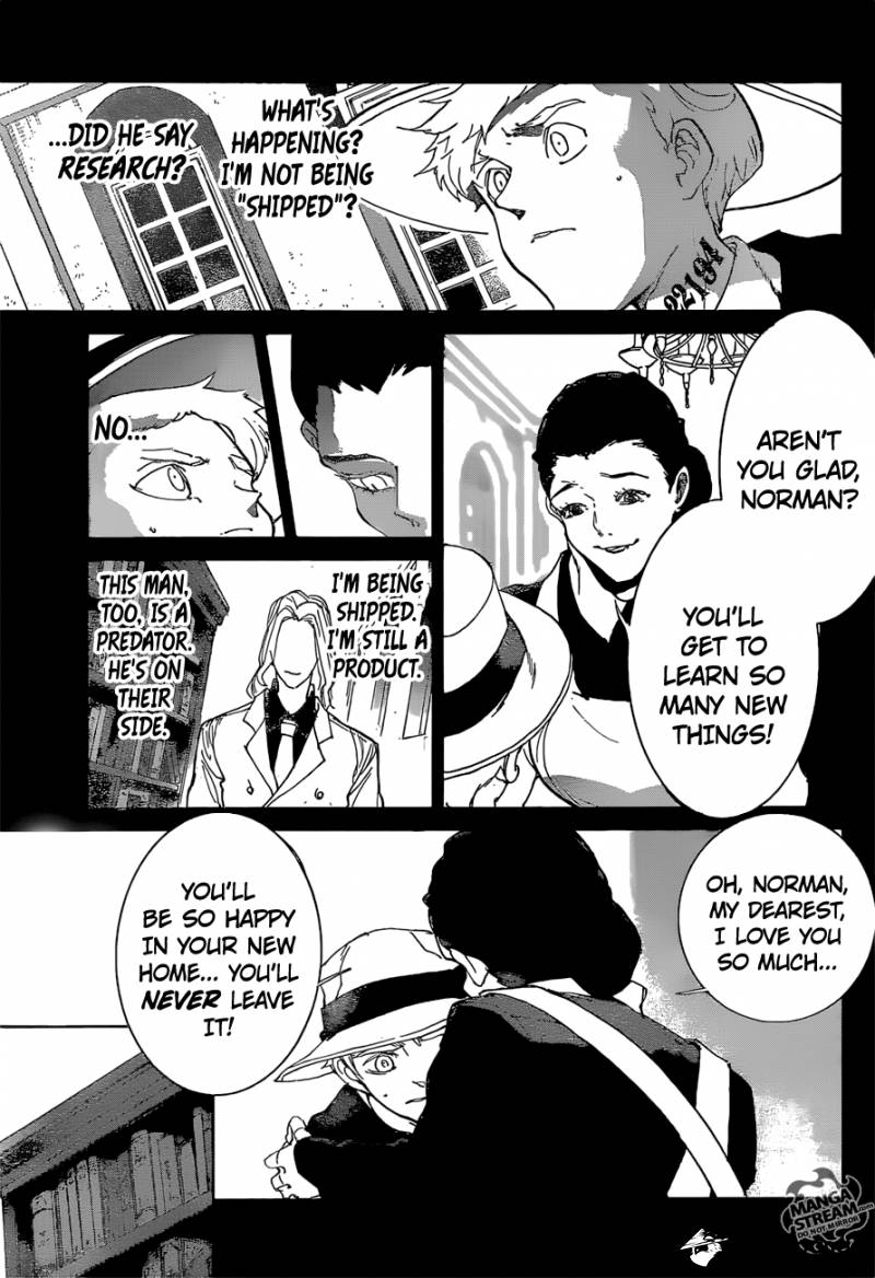 Yakusoku No Neverland Chapter 74  Online Free Manga Read Image 13