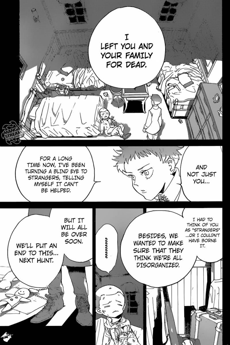 Yakusoku No Neverland Chapter 75  Online Free Manga Read Image 13
