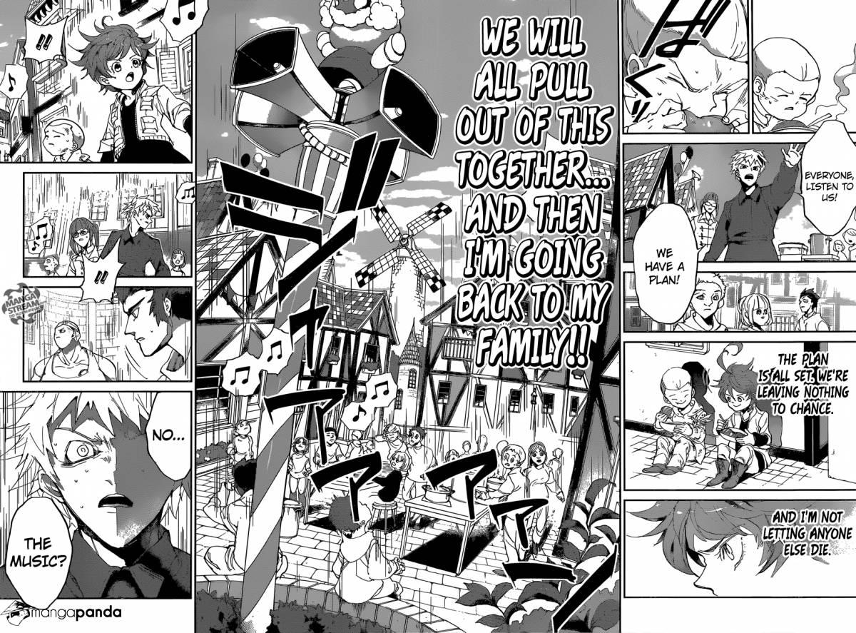 Yakusoku No Neverland Chapter 75  Online Free Manga Read Image 18