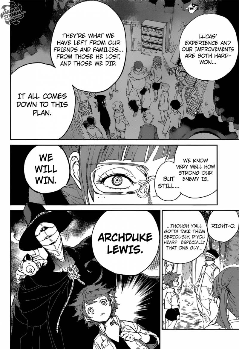 Yakusoku No Neverland Chapter 75  Online Free Manga Read Image 6