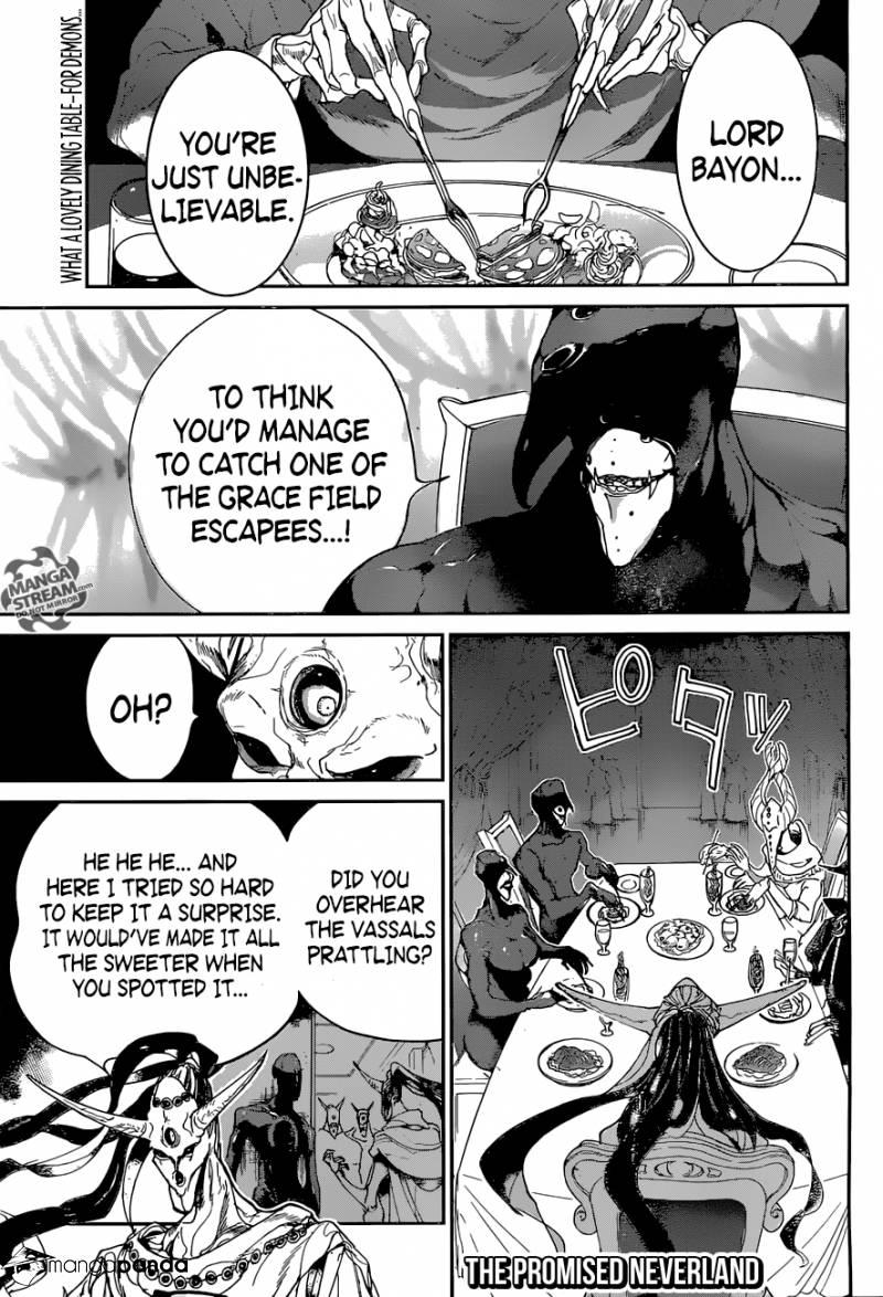 Yakusoku No Neverland Chapter 76  Online Free Manga Read Image 1