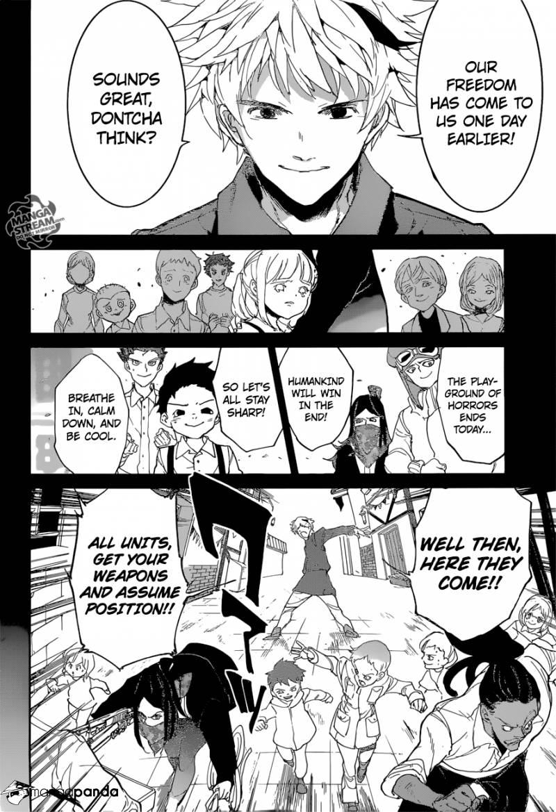 Yakusoku No Neverland Chapter 76  Online Free Manga Read Image 11