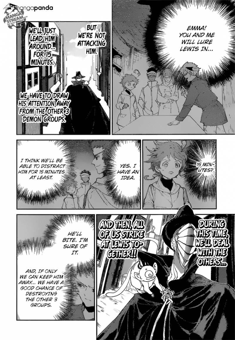 Yakusoku No Neverland Chapter 76  Online Free Manga Read Image 13