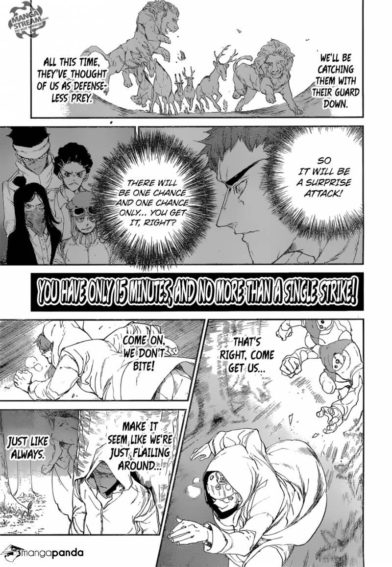 Yakusoku No Neverland Chapter 76  Online Free Manga Read Image 14