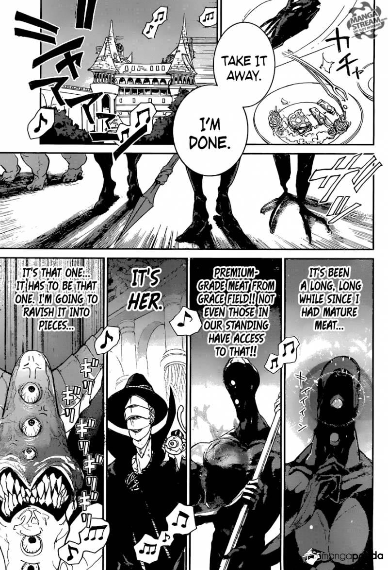 Yakusoku No Neverland Chapter 76  Online Free Manga Read Image 3