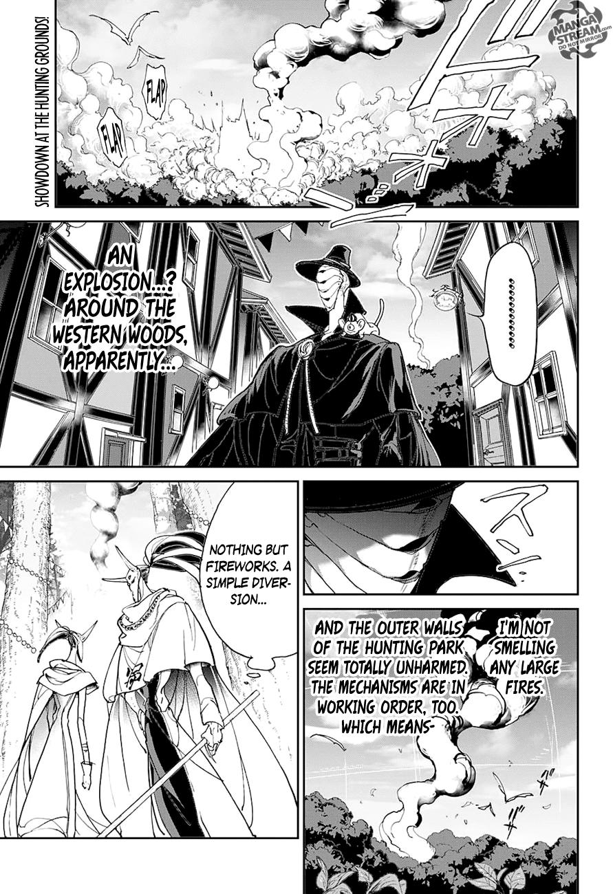 Yakusoku No Neverland Chapter 77  Online Free Manga Read Image 1
