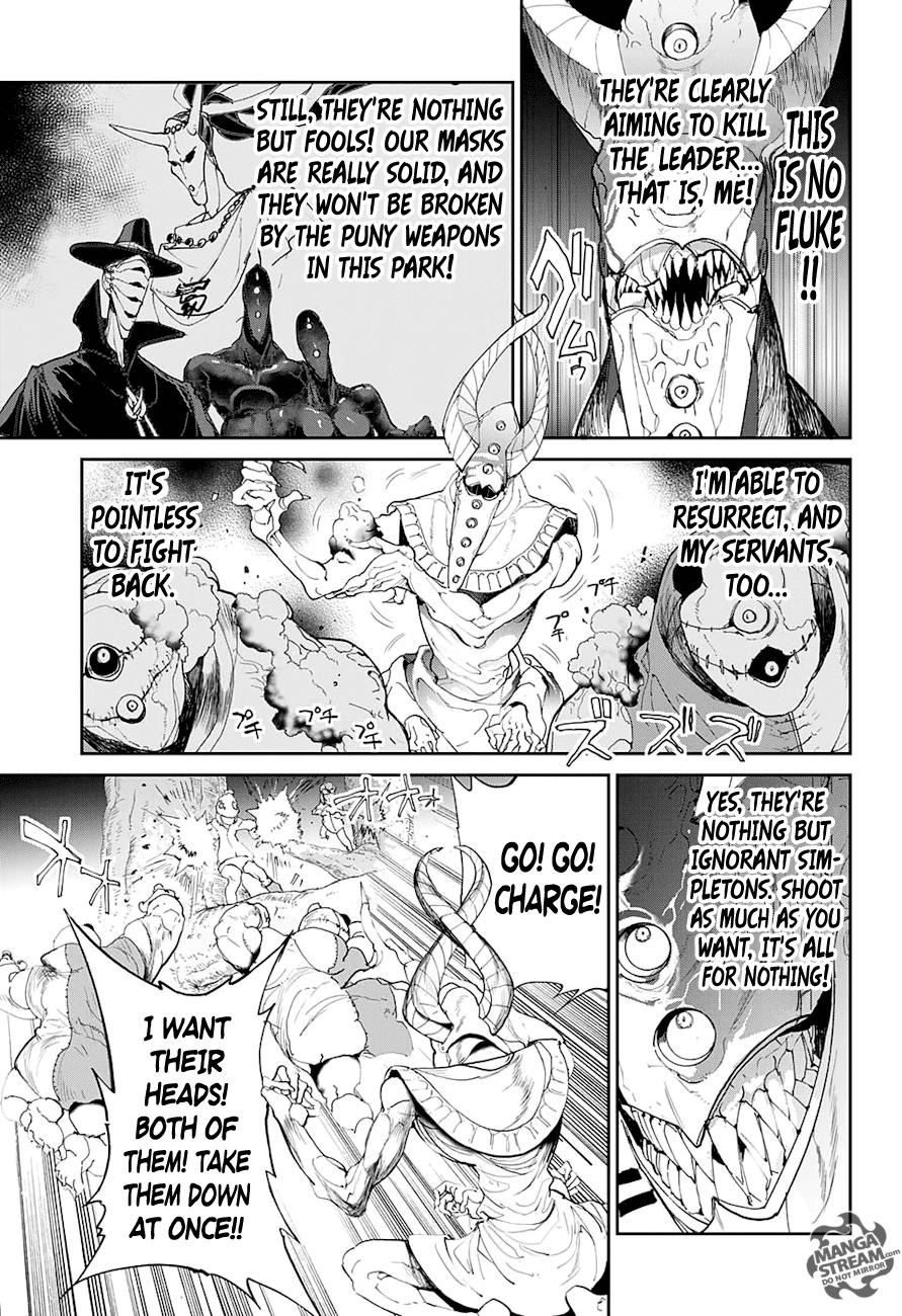 Yakusoku No Neverland Chapter 77  Online Free Manga Read Image 14