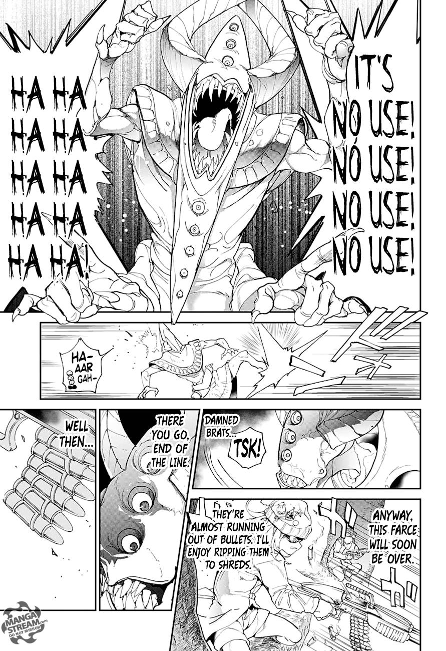 Yakusoku No Neverland Chapter 77  Online Free Manga Read Image 16