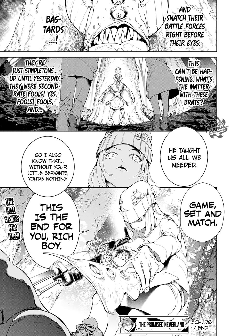Yakusoku No Neverland Chapter 77  Online Free Manga Read Image 20