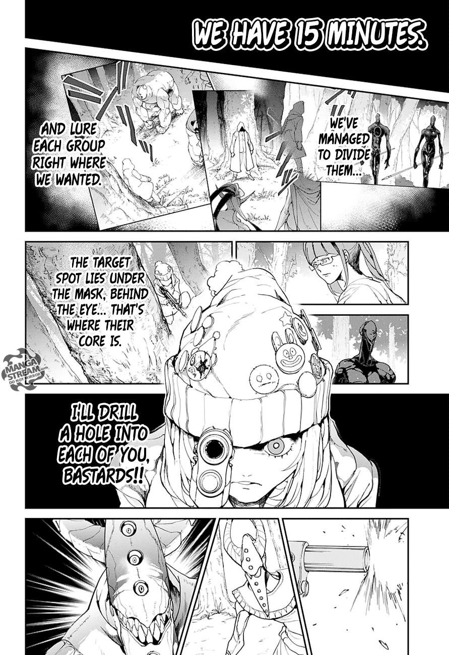 Yakusoku No Neverland Chapter 77  Online Free Manga Read Image 9