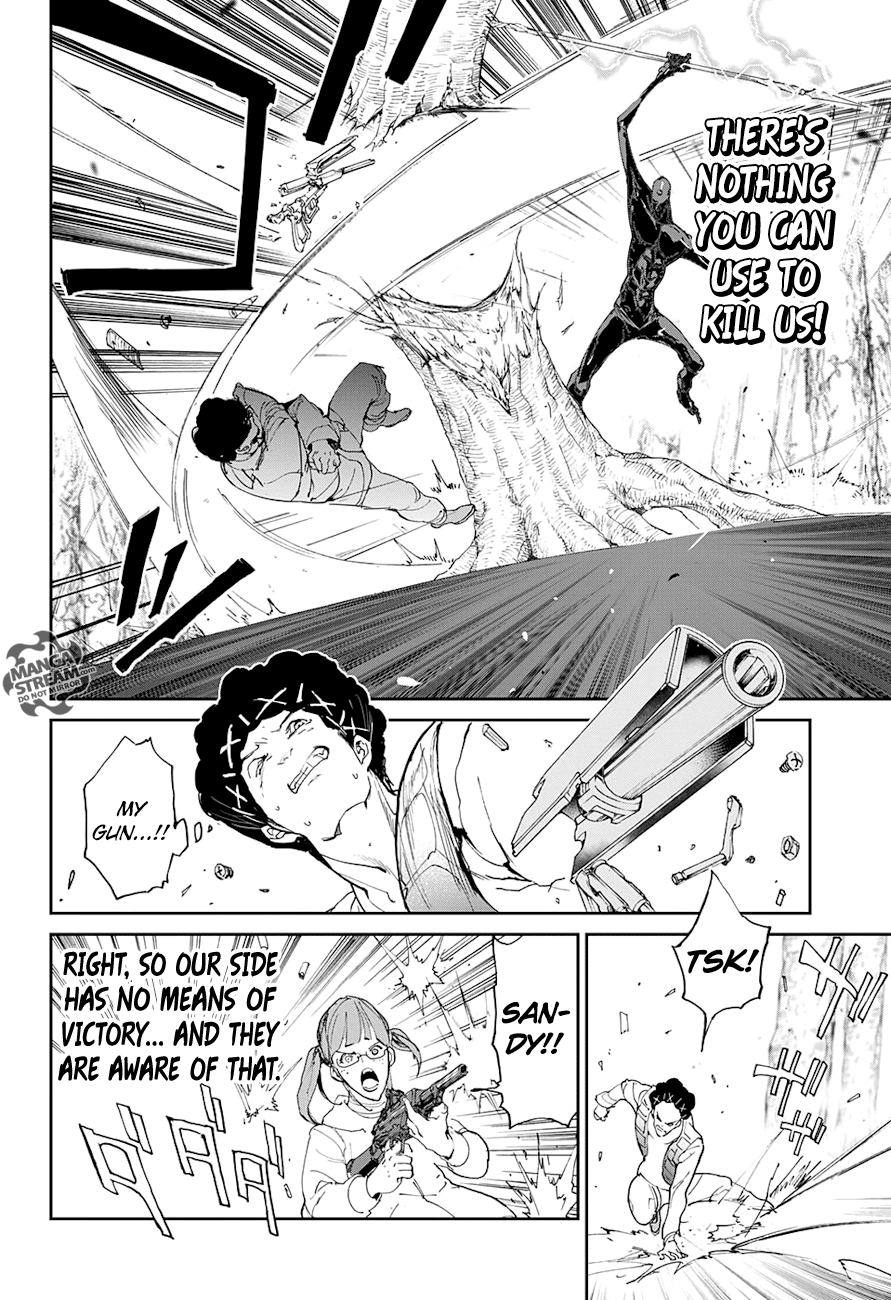 Yakusoku No Neverland Chapter 78  Online Free Manga Read Image 15
