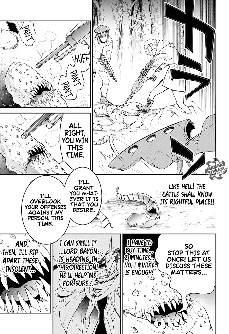 Yakusoku No Neverland Chapter 78  Online Free Manga Read Image 8