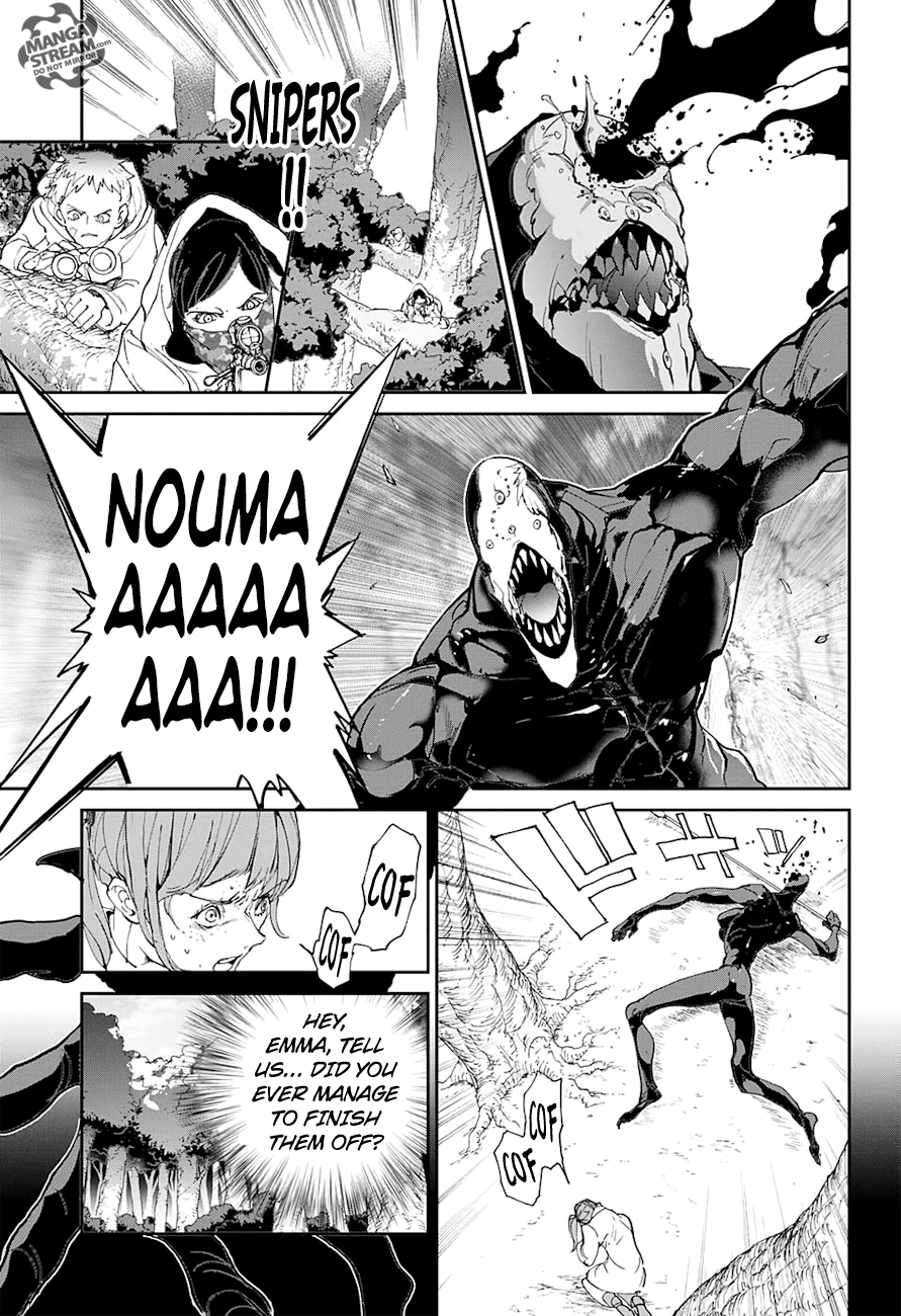 Yakusoku No Neverland Chapter 79  Online Free Manga Read Image 15