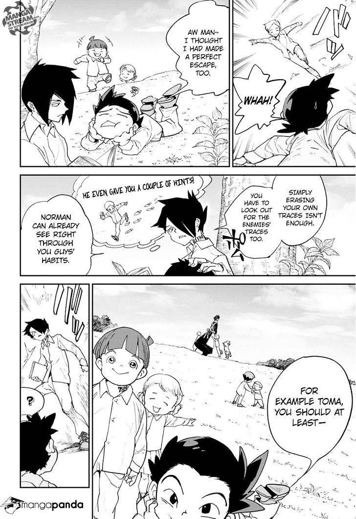 Yakusoku No Neverland Chapter 8  Online Free Manga Read Image 17