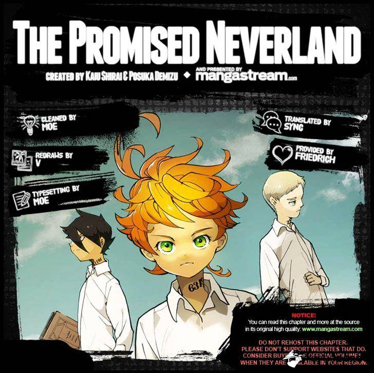 Yakusoku No Neverland Chapter 8  Online Free Manga Read Image 20