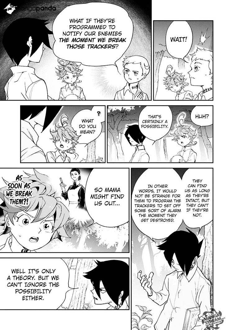 Yakusoku No Neverland Chapter 8  Online Free Manga Read Image 7