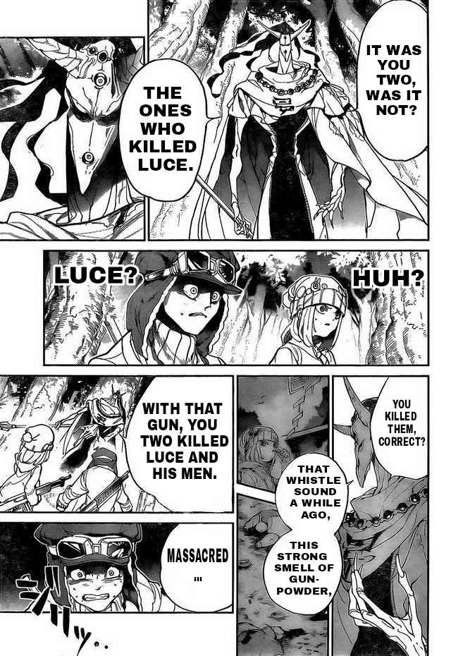 Yakusoku No Neverland Chapter 82  Online Free Manga Read Image 7