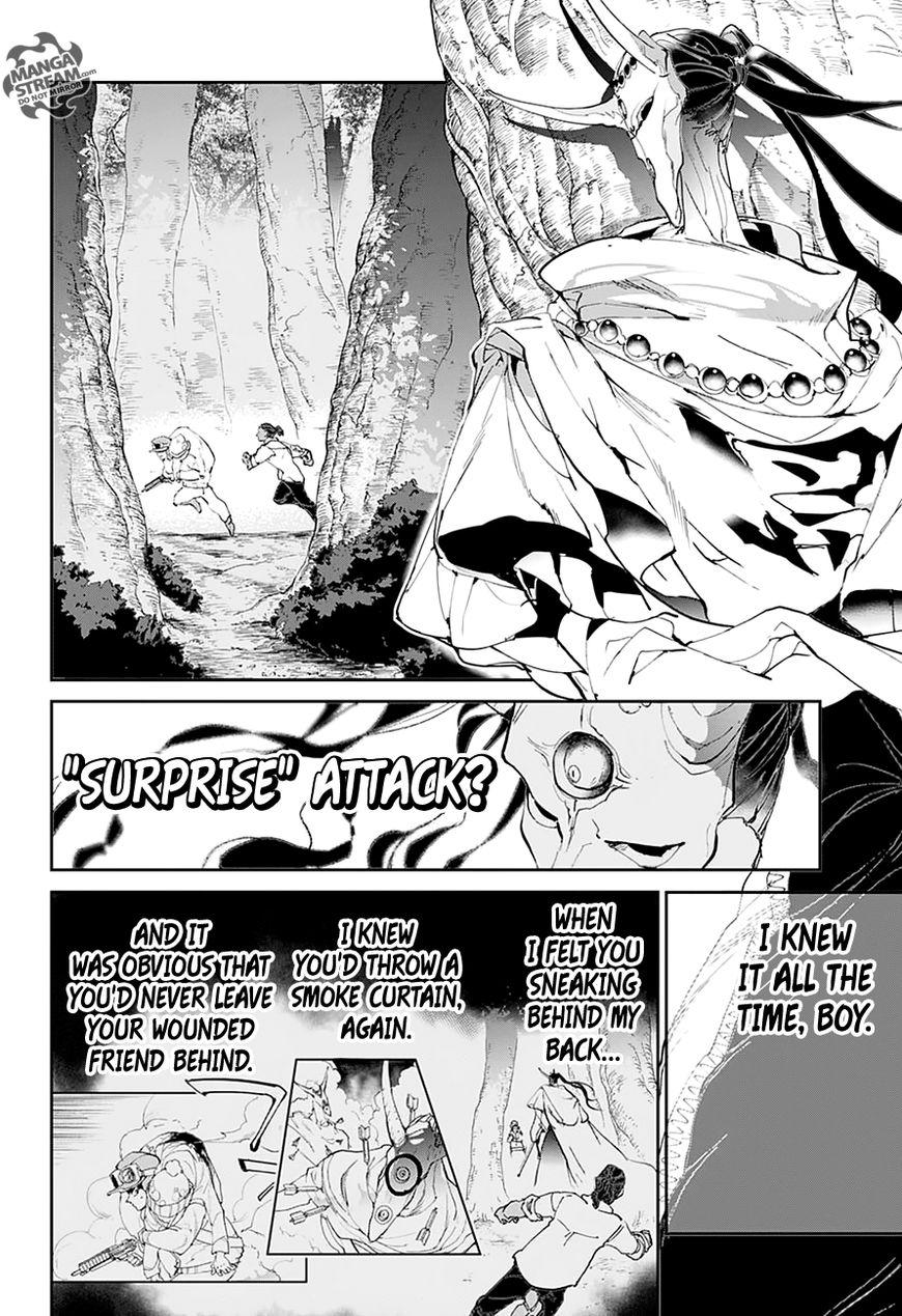 Yakusoku No Neverland Chapter 83  Online Free Manga Read Image 3