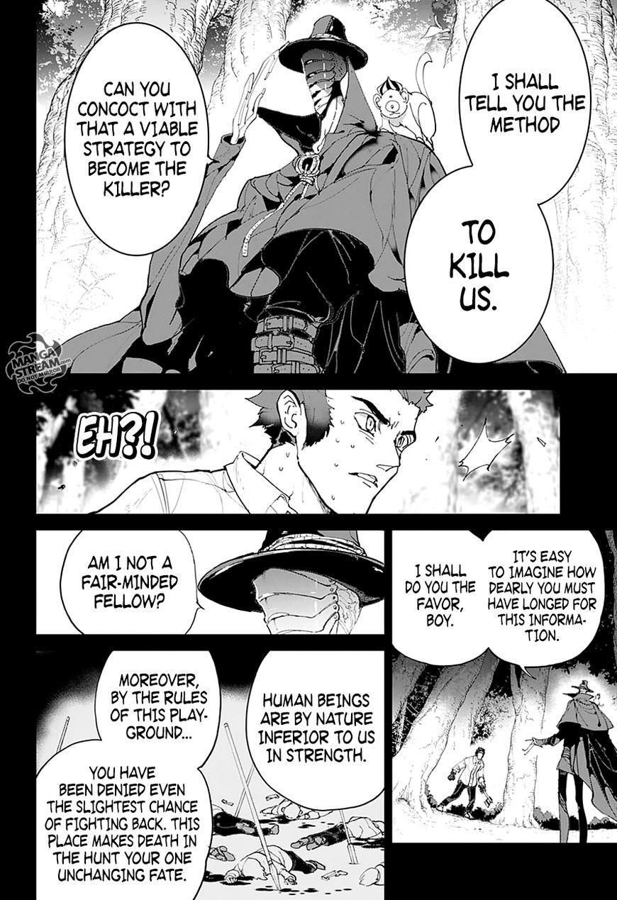 Yakusoku No Neverland Chapter 83  Online Free Manga Read Image 7